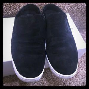 Vince Verrell Shearling Slide Sneakers